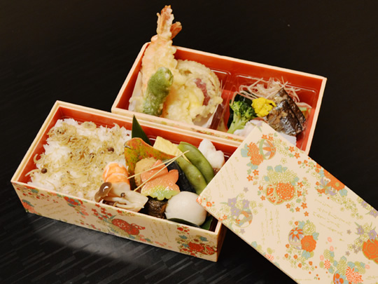 行楽弁当(1,800円~)